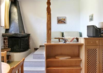 Appartement 15: Kamin