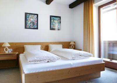 Appartement 15: Schlafzimmer