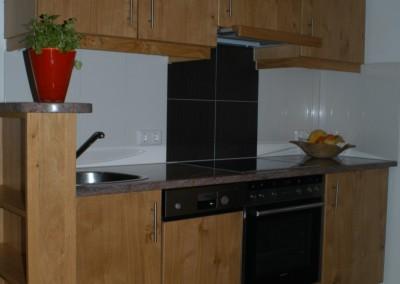 Appartement 15: Küche
