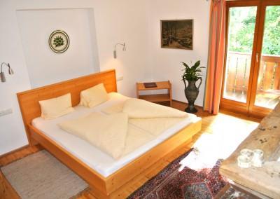 Appartement 12: Schlafzimmer