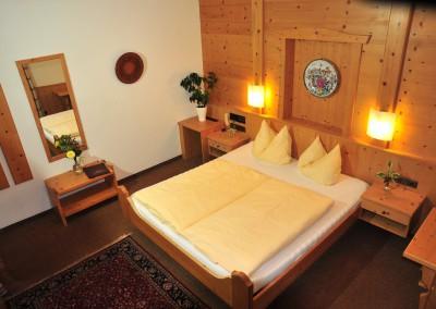 Appartement 27: Schlafzimmer