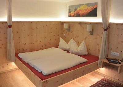 Appartement 28: Schlafzimmer