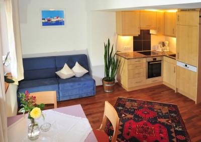 Appartement 31: Küche