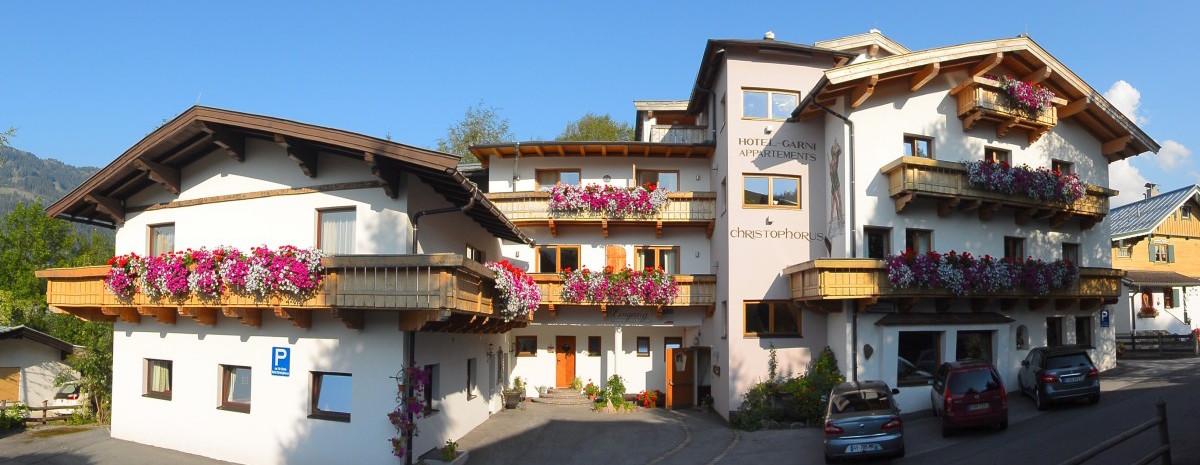 Hotel Garni Appartements Christophorus 2015