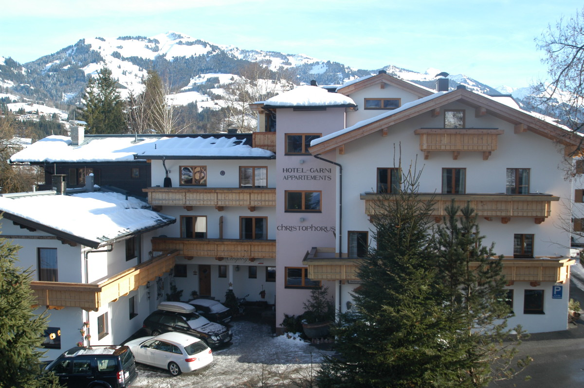 Hotel Garni Appartements Christophorus