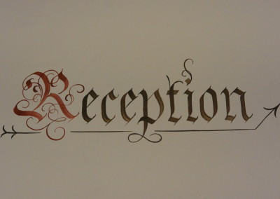 Reception Lüftelmalerei
